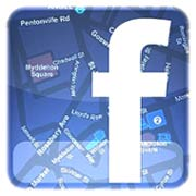 Facebook Icon Location